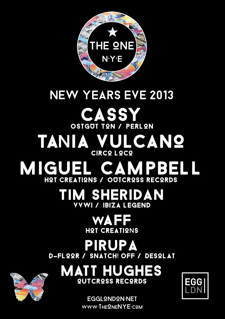 NYE - cassy:tania:miguel