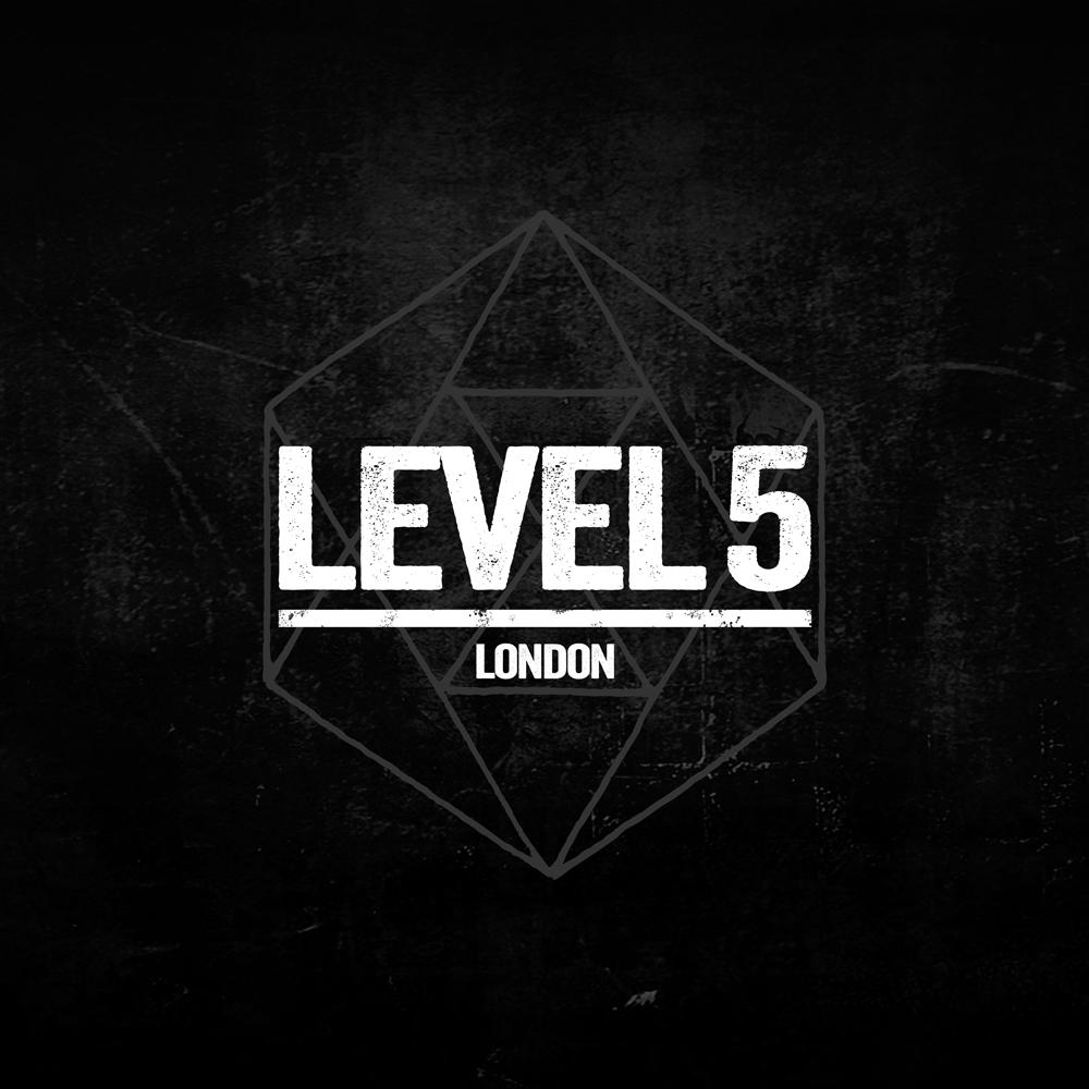 level5logo-poly