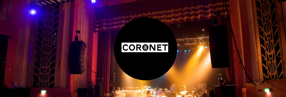 The Coronet Theatre Guestlist & Tables
