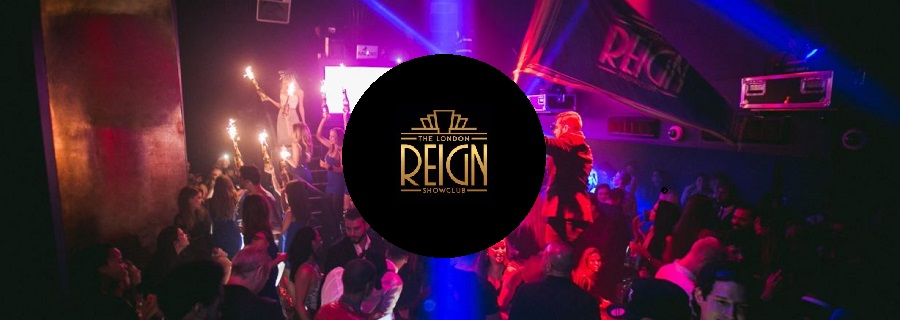 Reign London - Reign Guestlist Entry & Reign Tables