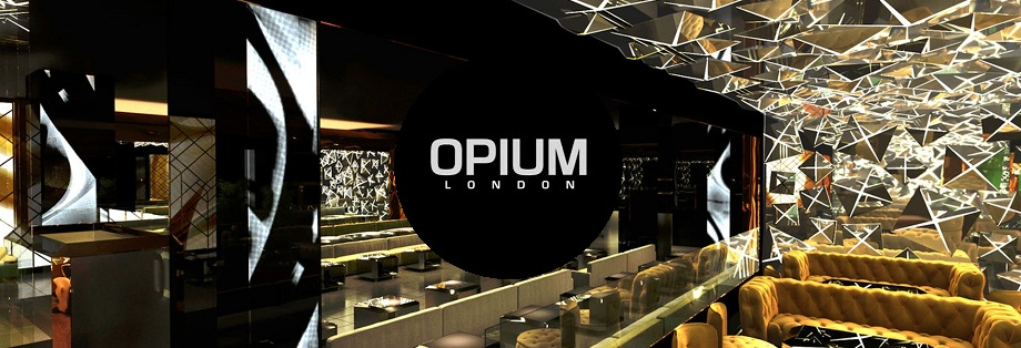 Opium London - Opium London Guestlist Entry & Opium London Tables